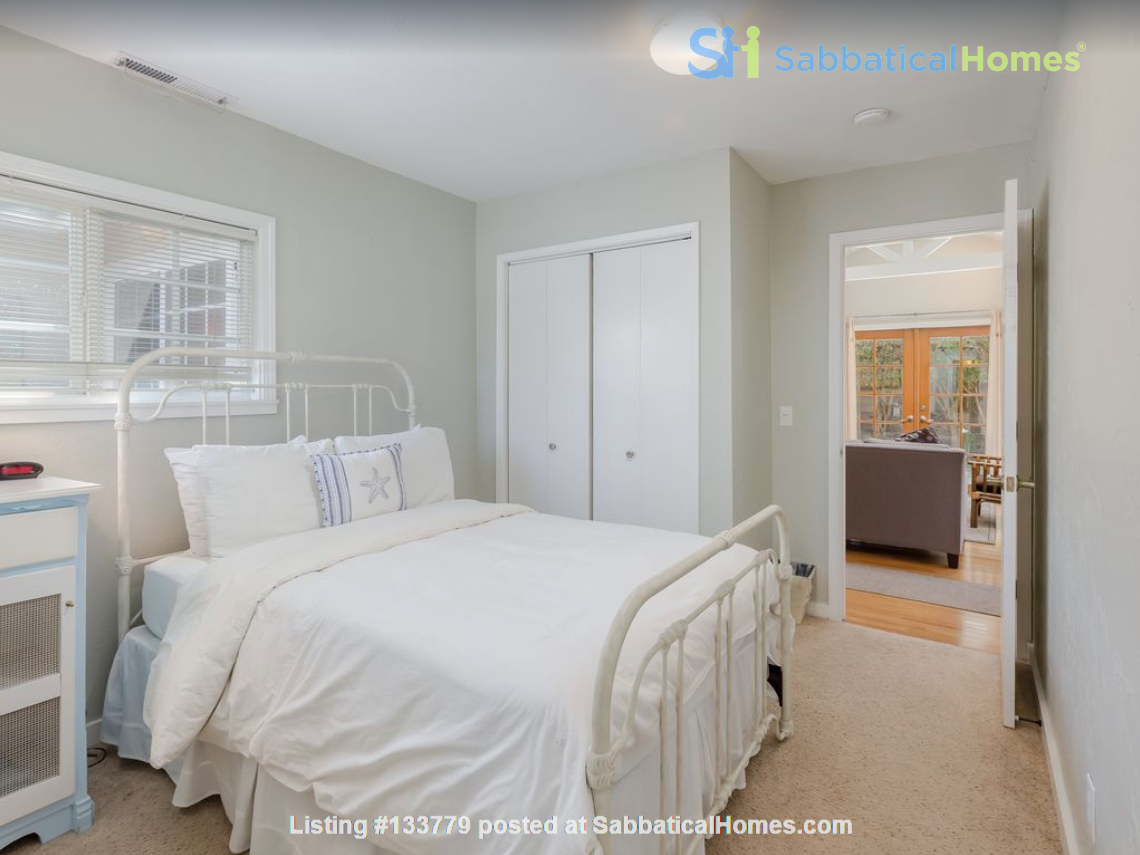Private and quiet Pleasure Point Oasis - a home away from home Home Rental in Santa Cruz, California, United States 7