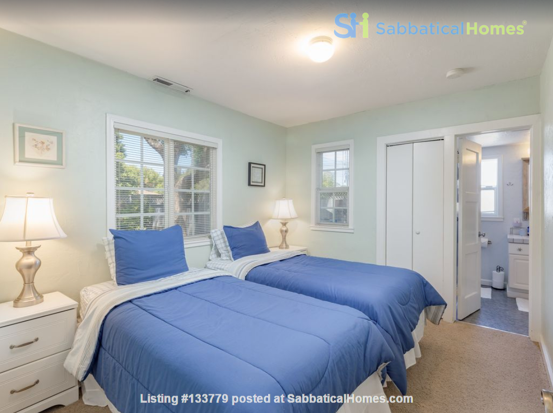 Private and quiet Pleasure Point Oasis - a home away from home Home Rental in Santa Cruz, California, United States 8