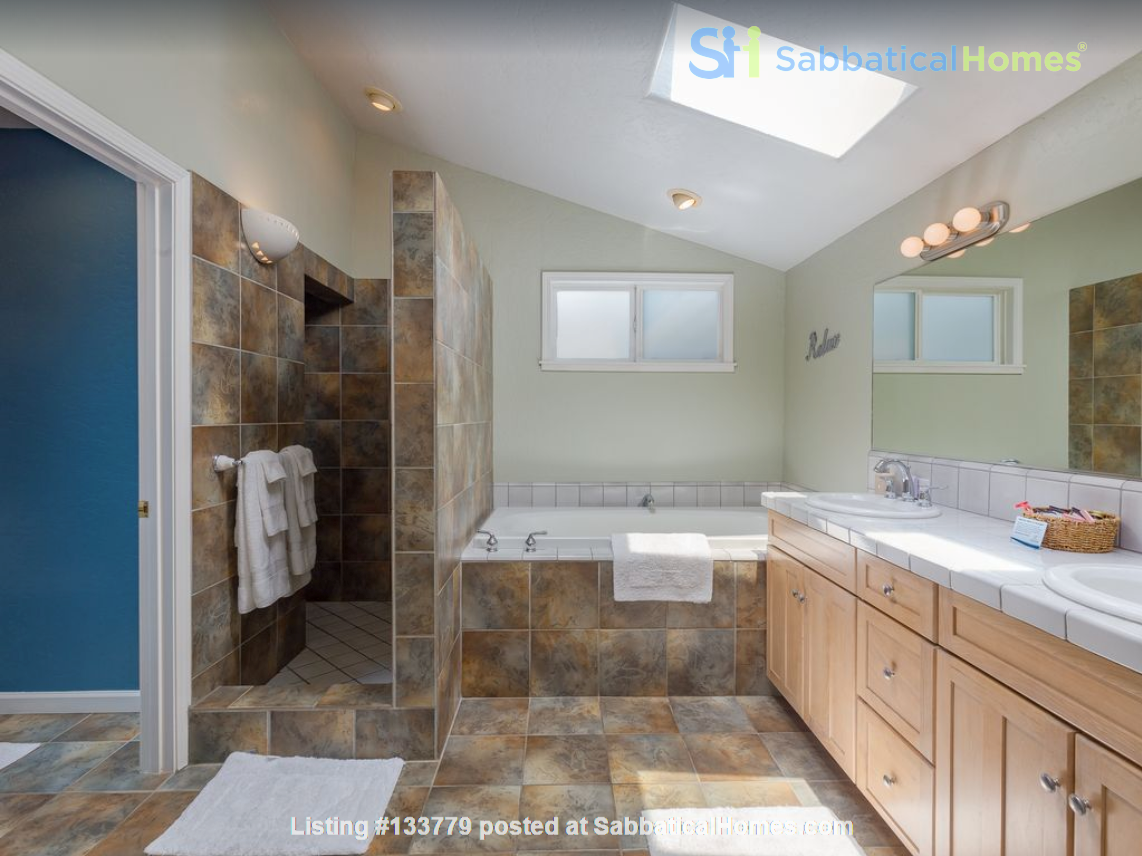 Private and quiet Pleasure Point Oasis - a home away from home Home Rental in Santa Cruz, California, United States 6