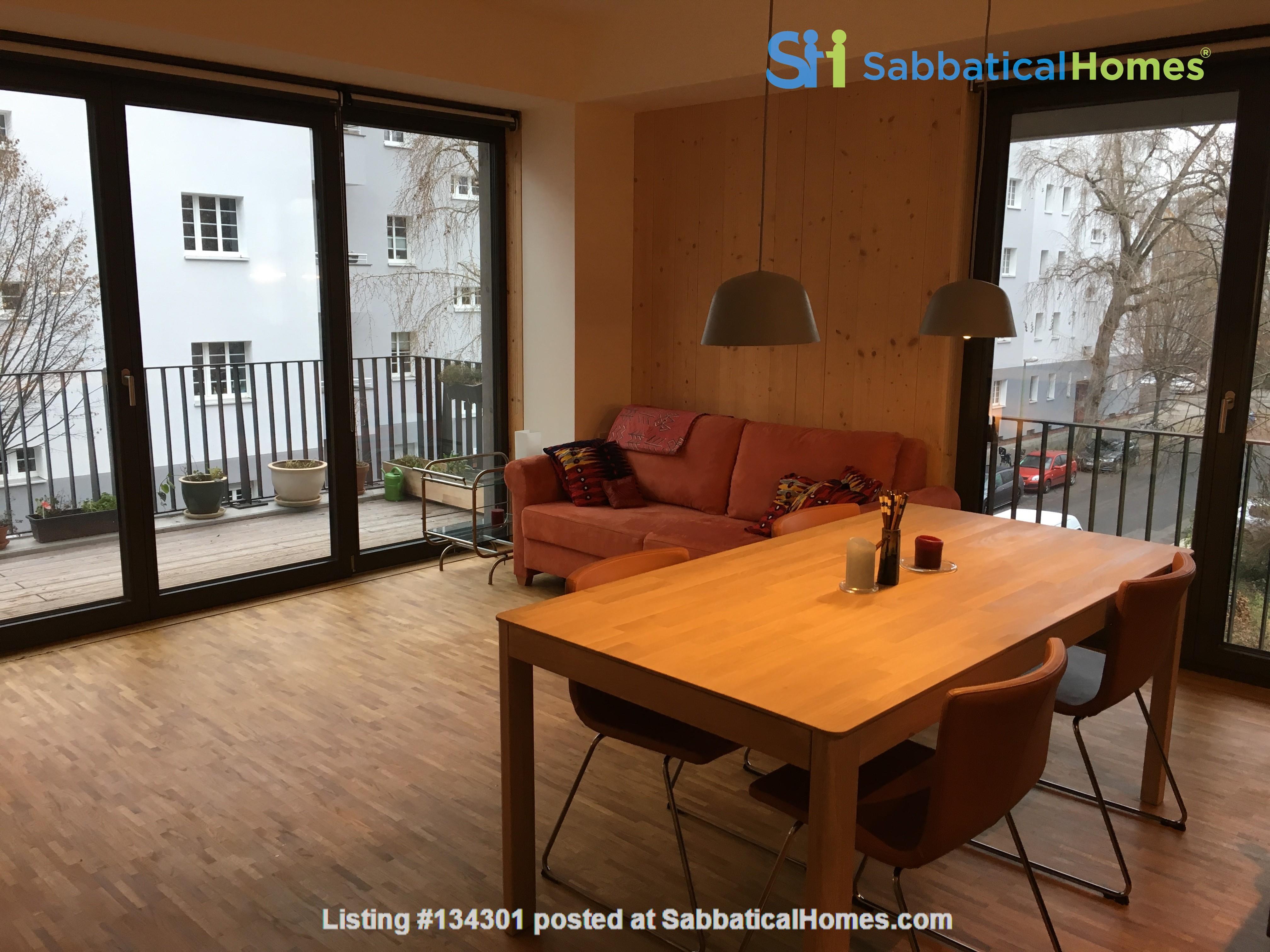 Luxurious brand new condo in quiet area Neukölln/Kreuzberg/Alt Treptow Home Rental in Berlin, Berlin, Germany 9