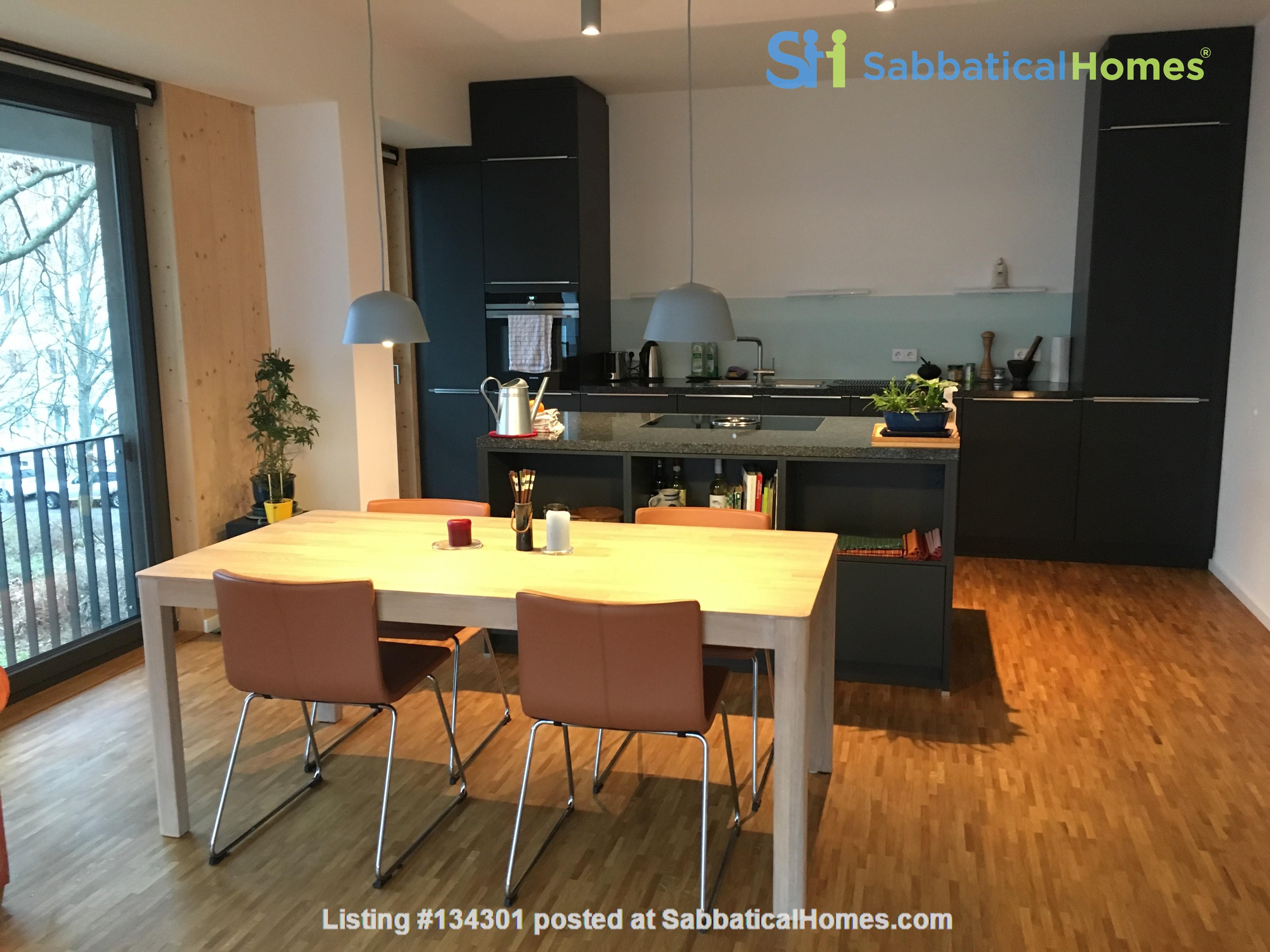 Luxurious brand new condo in quiet area Neukölln/Kreuzberg/Alt Treptow Home Rental in Berlin, Berlin, Germany 8