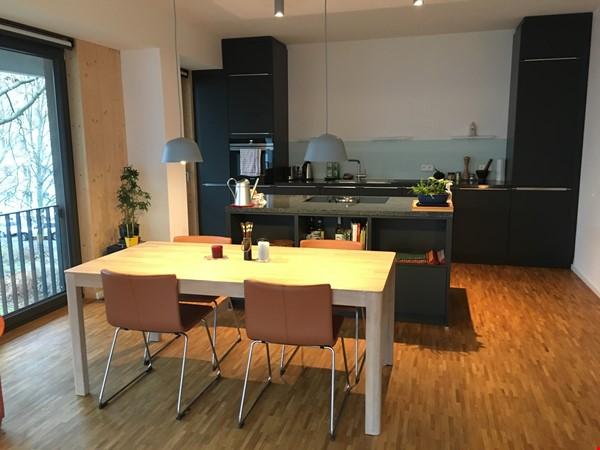 Luxurious brand new condo in quiet area Neukölln/Kreuzberg/Alt Treptow Home Rental in Berlin 8 - thumbnail
