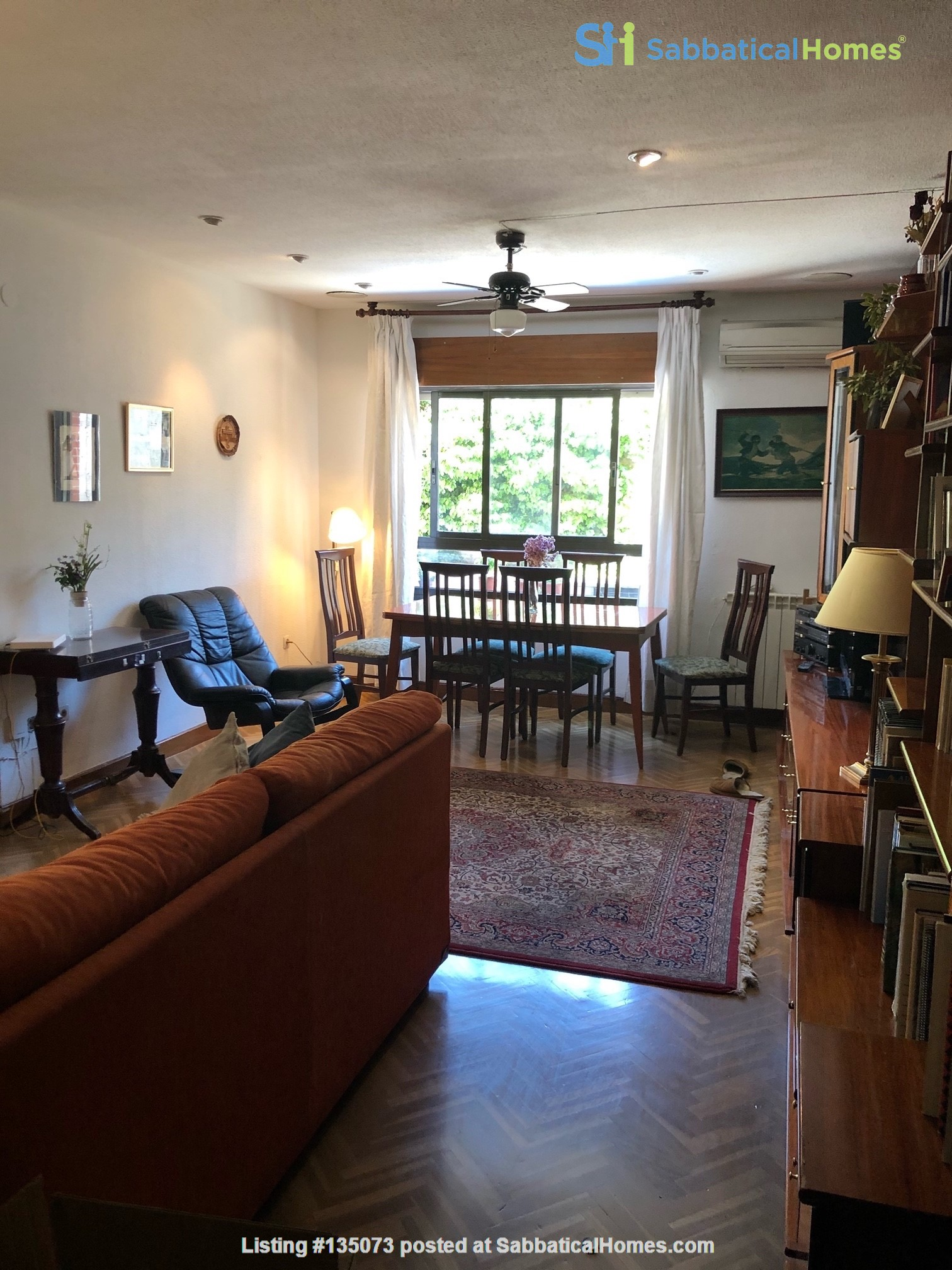 Perfect location to enjoy all Madrid has to offer. Home Rental in Madrid, Comunidad de Madrid, Spain 1