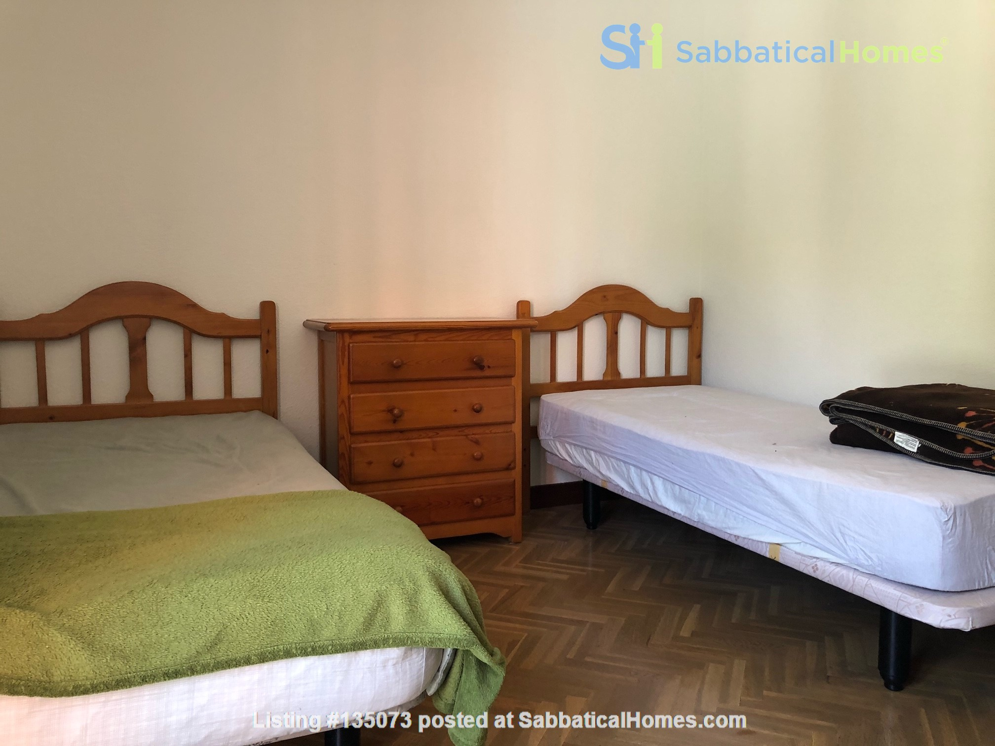Perfect location to enjoy all Madrid has to offer. Home Rental in Madrid, Comunidad de Madrid, Spain 3