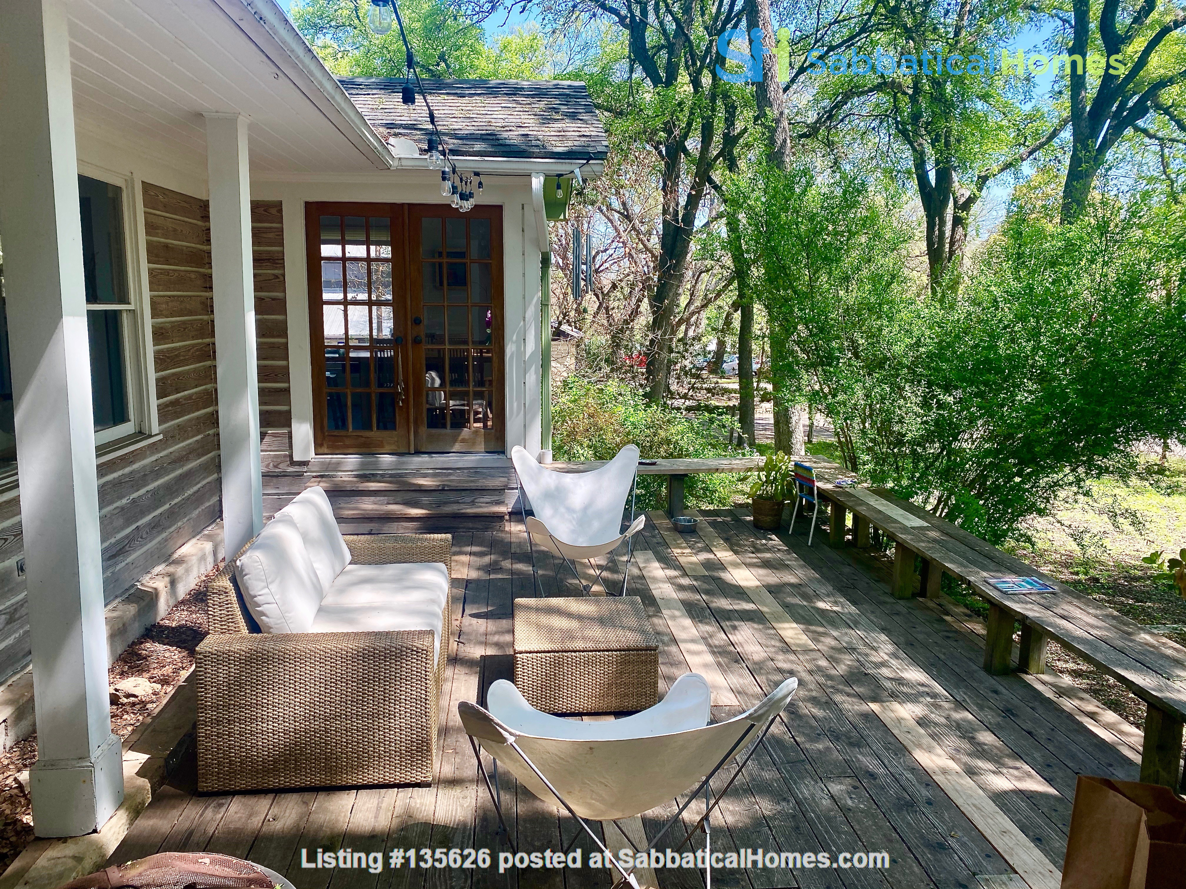 French Place Serenity--SHARE Large Furnished Home in Shady Neib. near UT Home Rental in Austin, Texas, United States 9