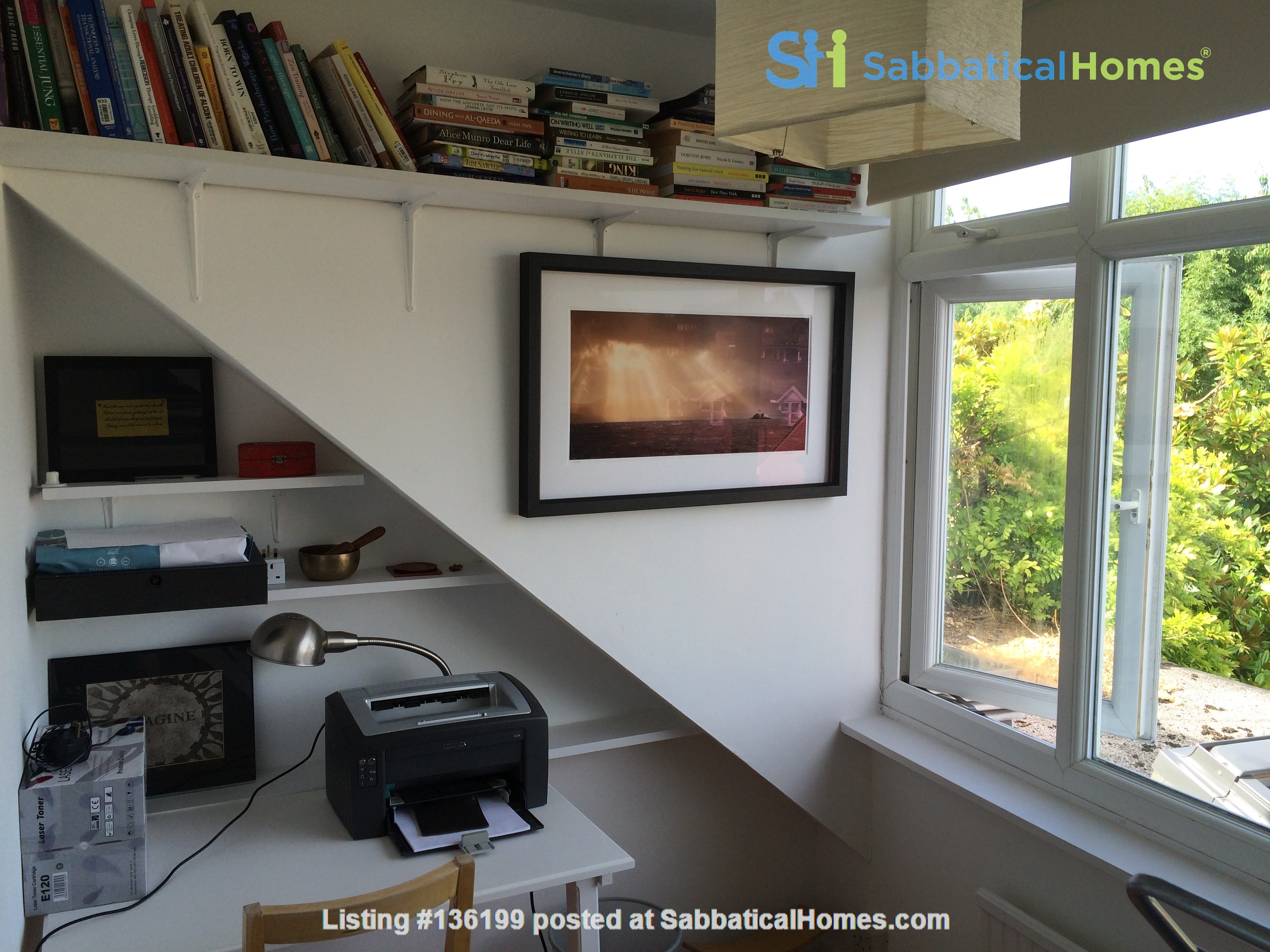 Three bedroom terraced house in Central East Oxford Home Rental in Oxfordshire, England, United Kingdom 3
