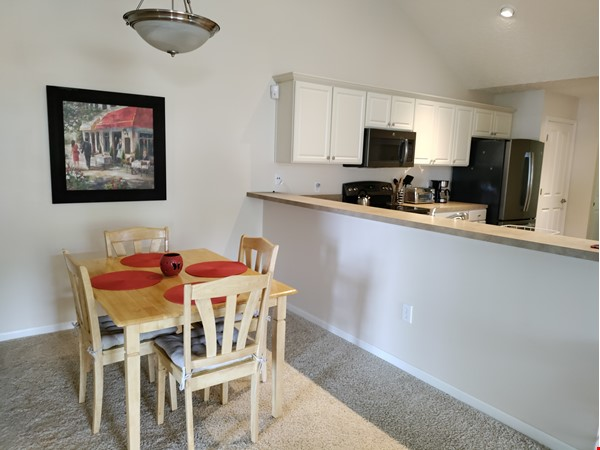 Spacious & bright 2-bed, 2-bath condo in New Albany, all utilities included Home Rental in New Albany 5 - thumbnail