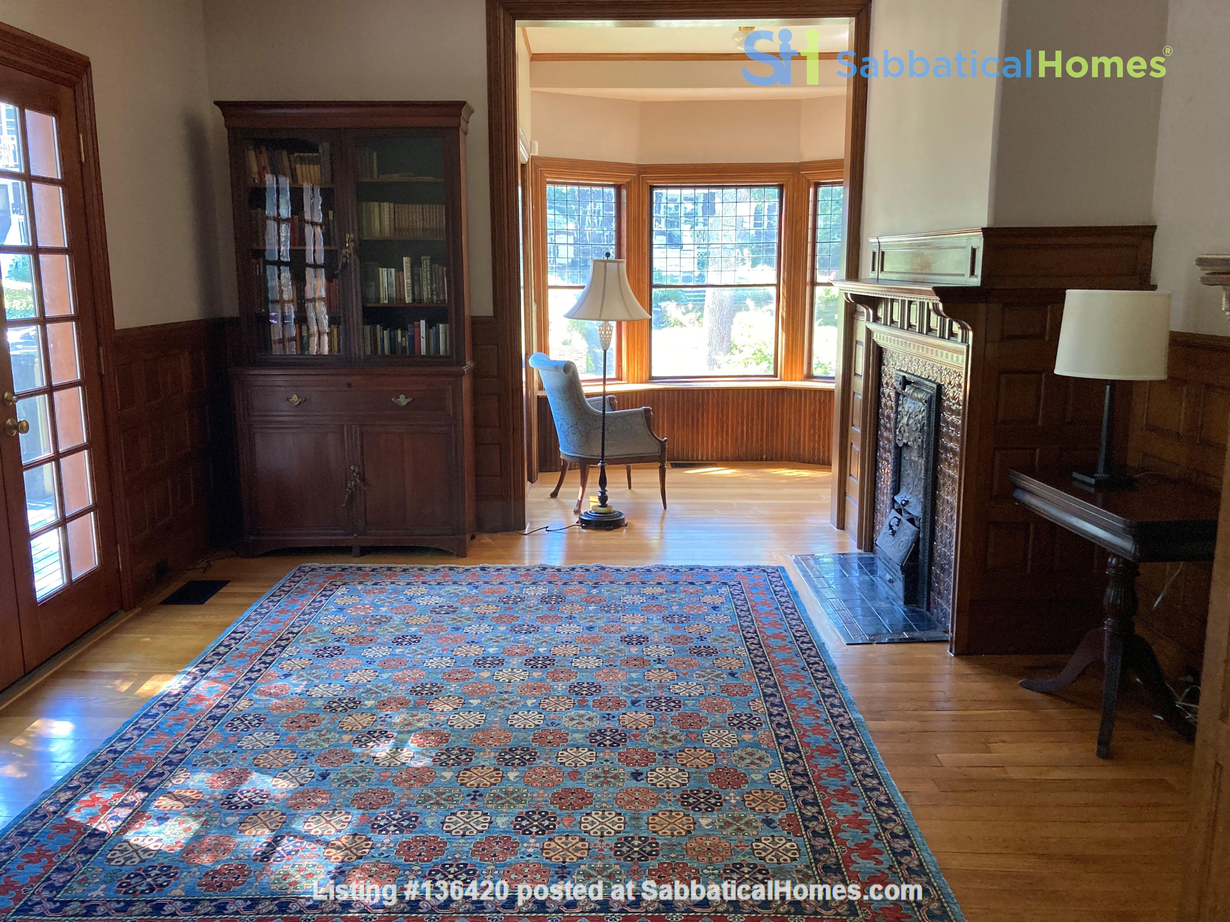 Parkside Jamaica Plain Victorian Home Rental in Boston, Massachusetts, United States 1