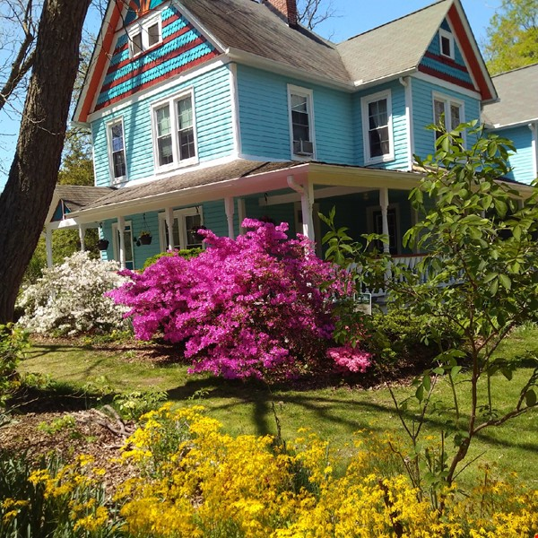 Victorian 'Painted Lady' Furnished Farmhouse for Rent Home Rental in Falls Church 0 - thumbnail