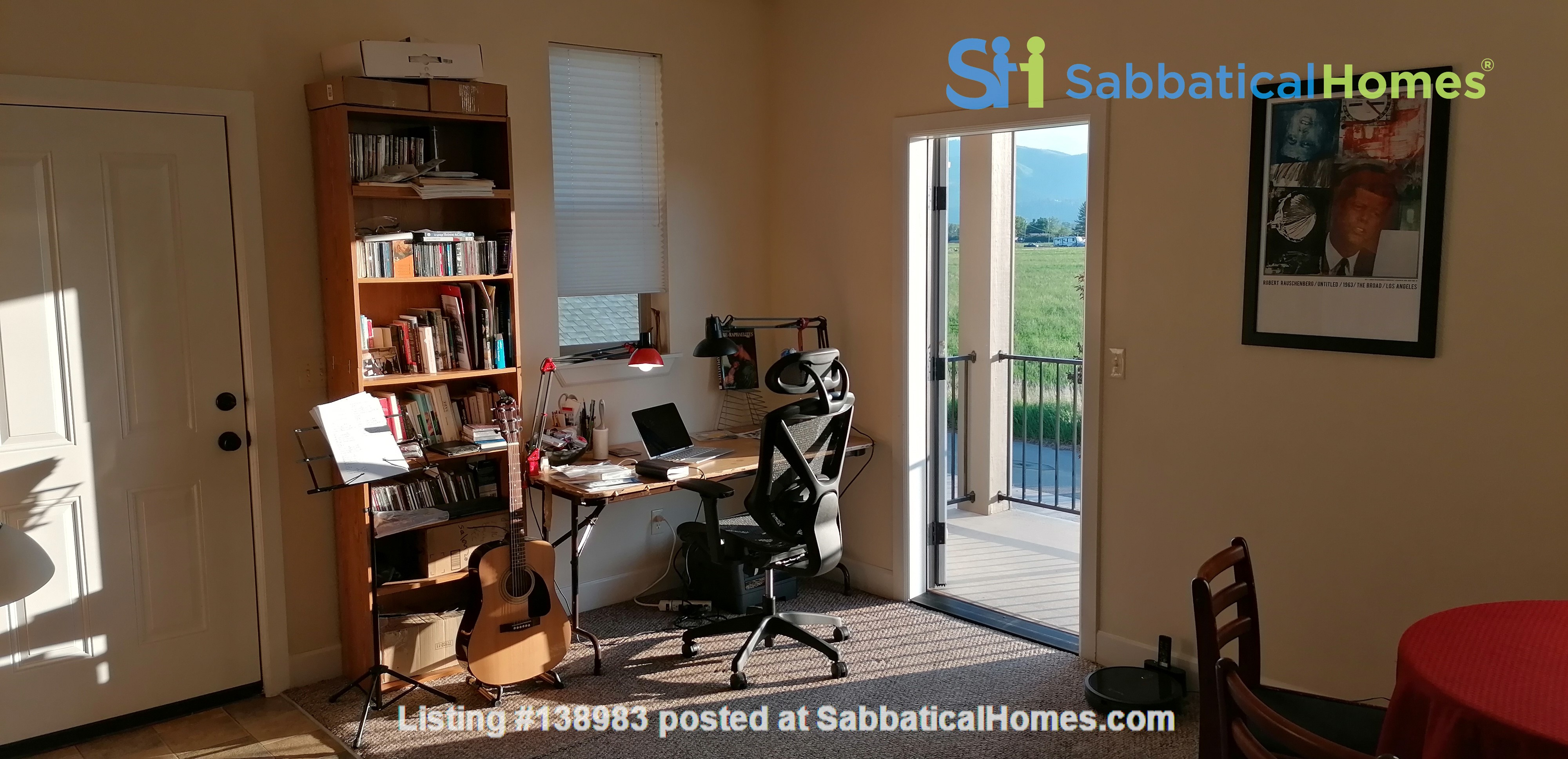 Spacious one bedroom/studio  apartment in Missoula, MT Home Rental in Missoula, Montana, United States 0