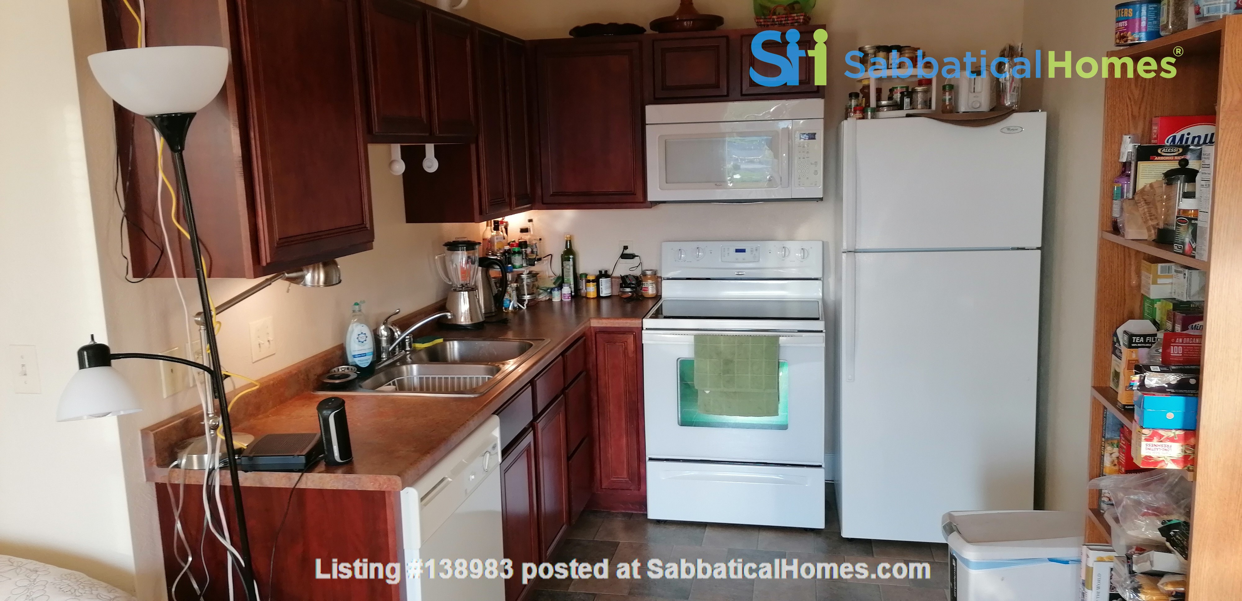 Spacious one bedroom/studio  apartment in Missoula, MT Home Rental in Missoula, Montana, United States 4