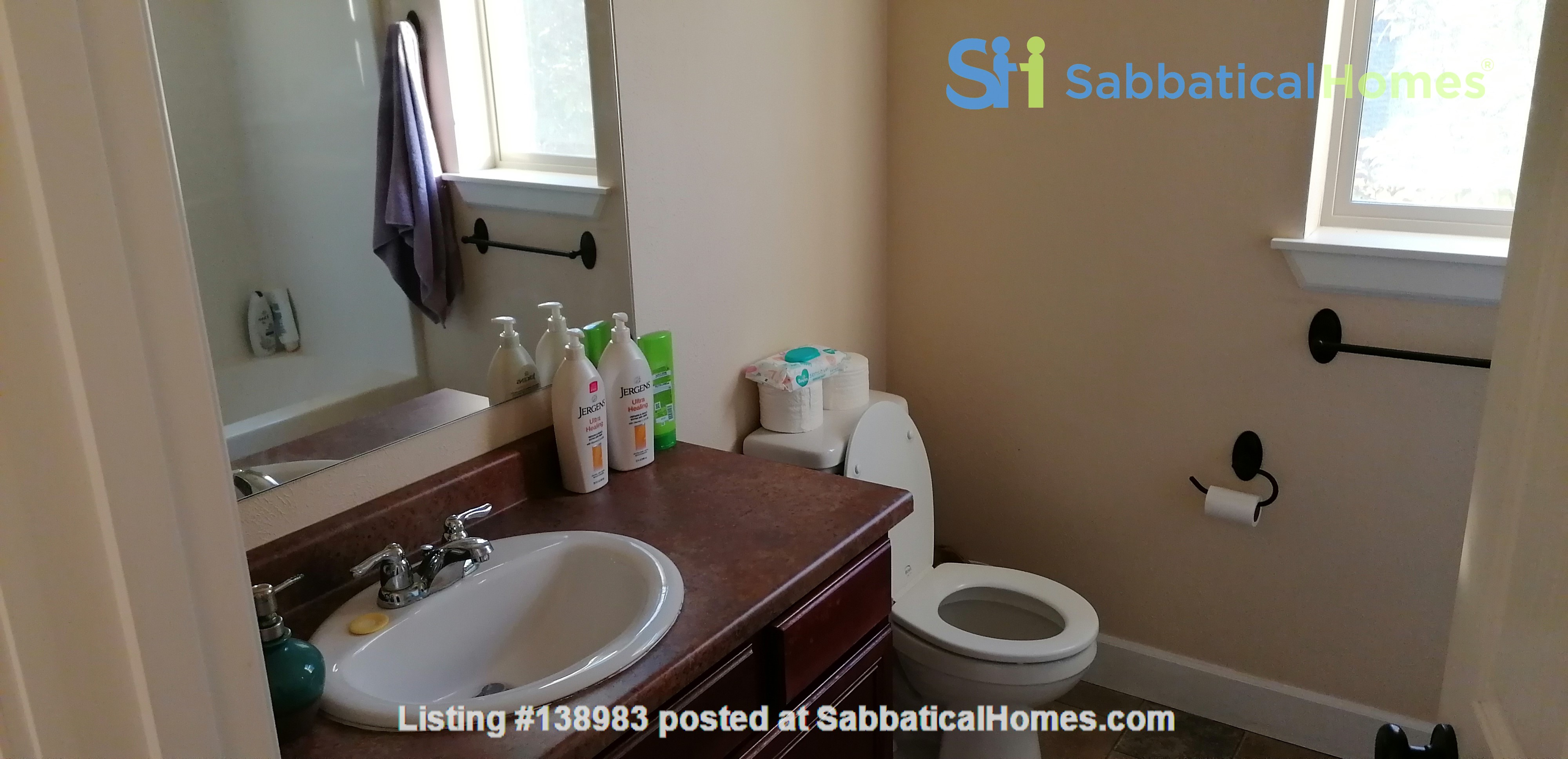 Spacious one bedroom/studio  apartment in Missoula, MT Home Rental in Missoula, Montana, United States 7
