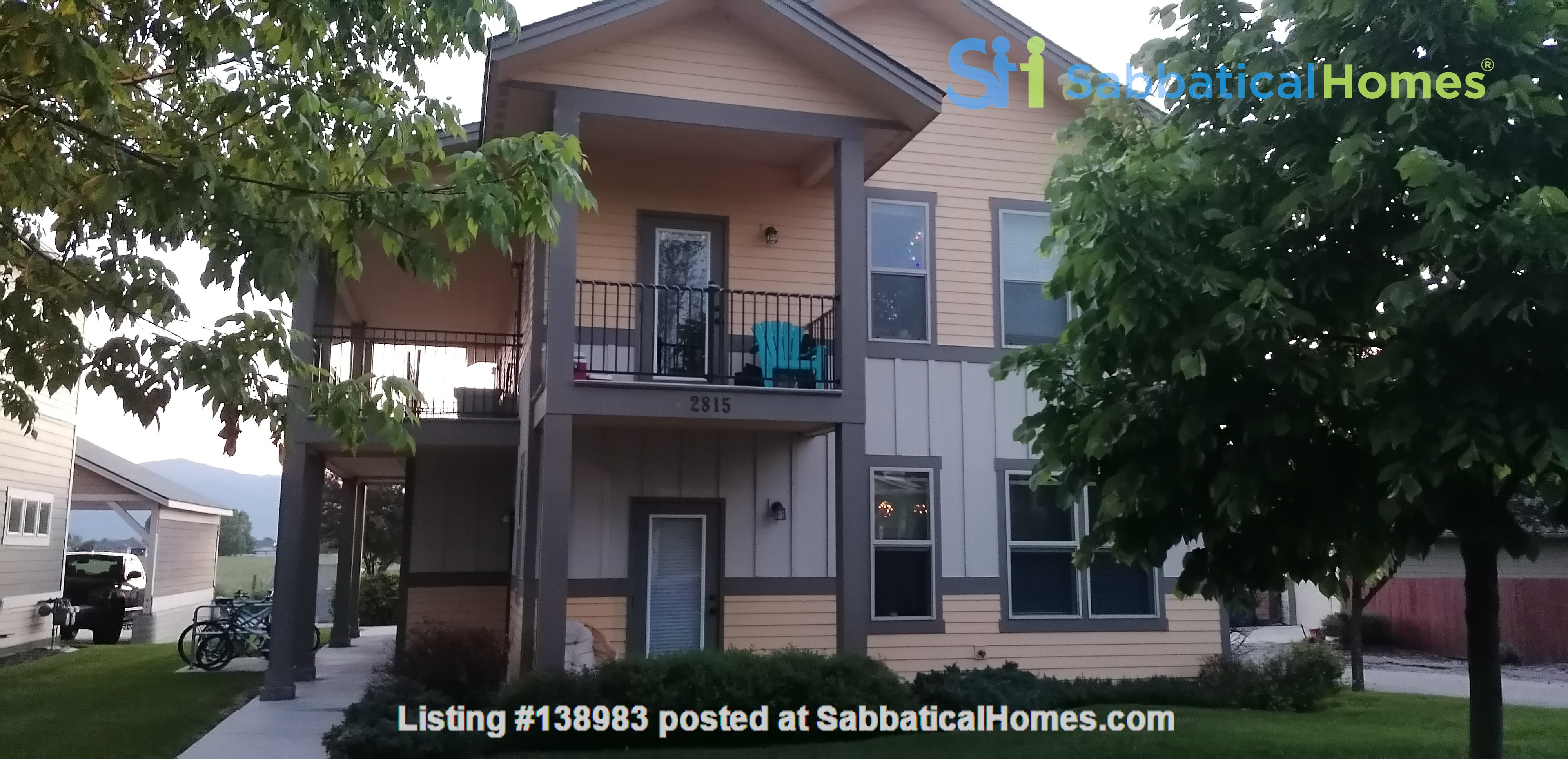 Spacious one bedroom/studio  apartment in Missoula, MT Home Rental in Missoula, Montana, United States 2
