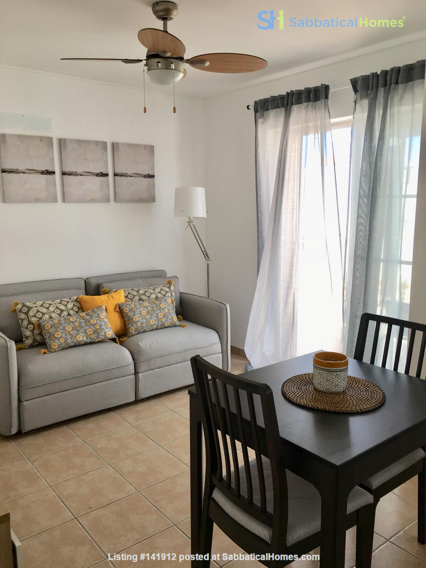 SUNNY ALGARVE PORTUGAL - 2 apartments available Home Rental in Tavira, Faro District, Portugal 1