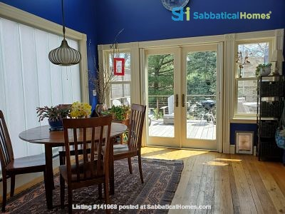 Peace & Quiet  on Cambridge/Somerville line Home Rental in Somerville, Massachusetts, United States 0