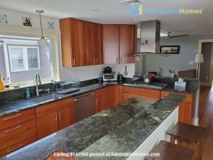 Peace & Quiet  on Cambridge/Somerville line Home Rental in Somerville, Massachusetts, United States 5