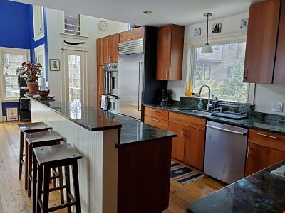 Peace & Quiet  on Cambridge/Somerville line Home Rental in Somerville 4 - thumbnail
