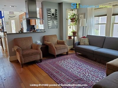 Peace & Quiet  on Cambridge/Somerville line Home Rental in Somerville, Massachusetts, United States 7