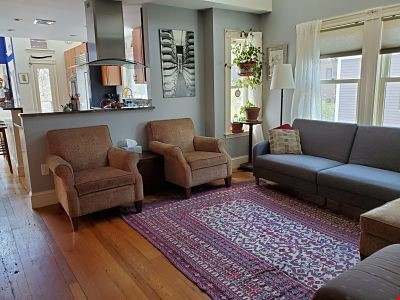 Peace & Quiet  on Cambridge/Somerville line Home Rental in Somerville 7 - thumbnail