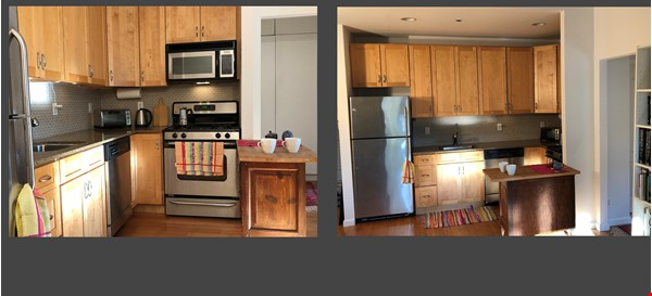 Bright, quiet 1-bedroom with washer/dryer, balcony at Columbia/CCNY Home Rental in New York 2 - thumbnail