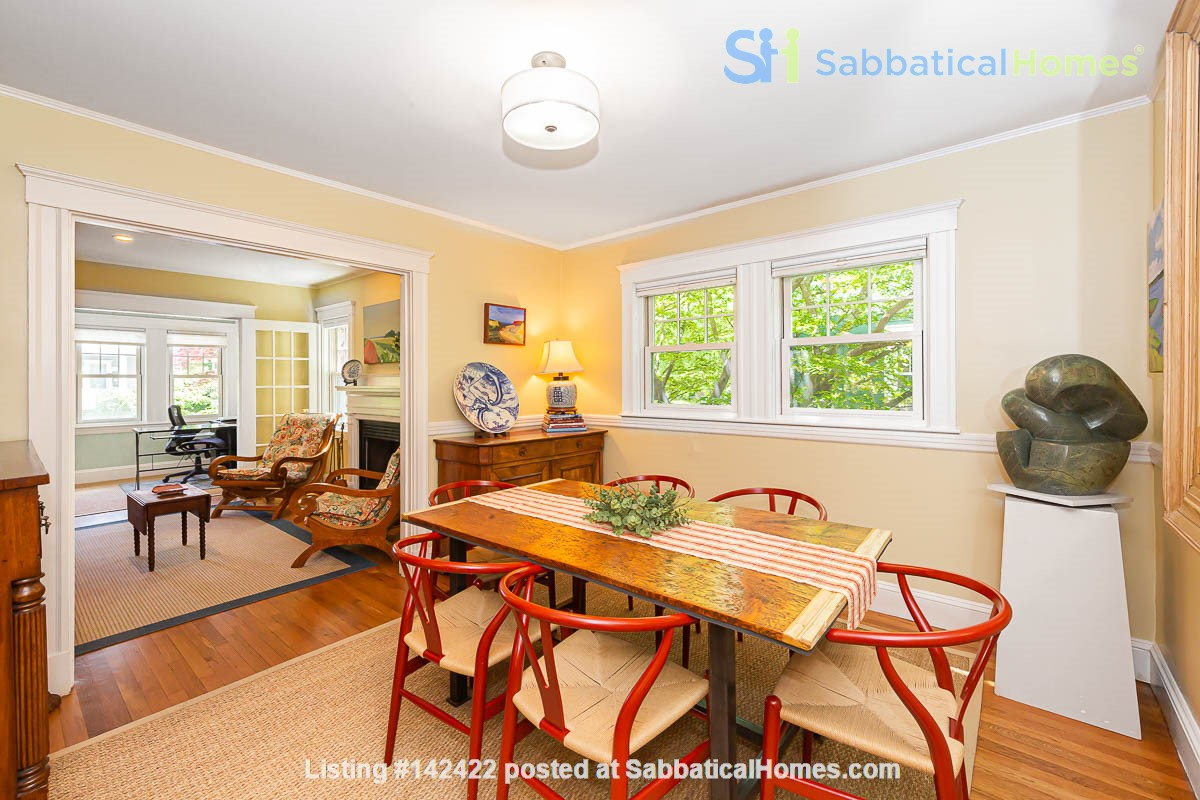 Beautifully Renovated Furnished Single Family Home. Home Rental in Cambridge, Massachusetts, United States 2