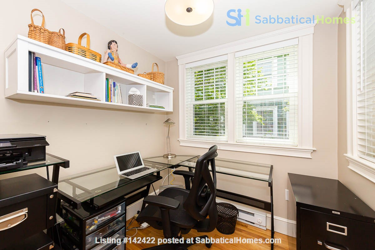 Beautifully Renovated Furnished Single Family Home. Home Rental in Cambridge, Massachusetts, United States 5