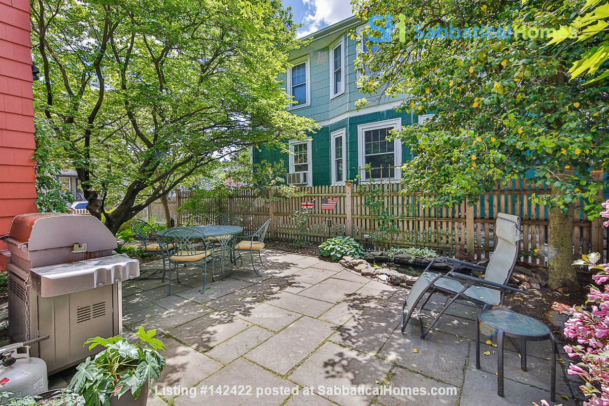Beautifully Renovated Furnished Single Family Home. Home Rental in Cambridge, Massachusetts, United States 9
