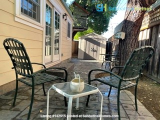 Downtown Sunnyvale Cottage for Stanford Affiliates Home Rental in Sunnyvale, California, United States 9