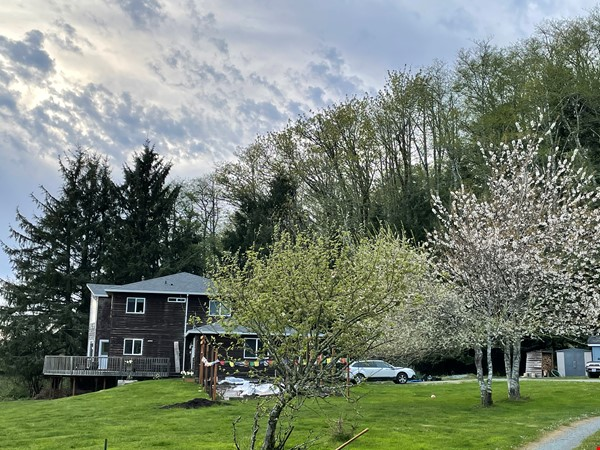 Expansive, Sunny, Coastal Paradise with Stunning Views Home Rental in Nehalem 0 - thumbnail