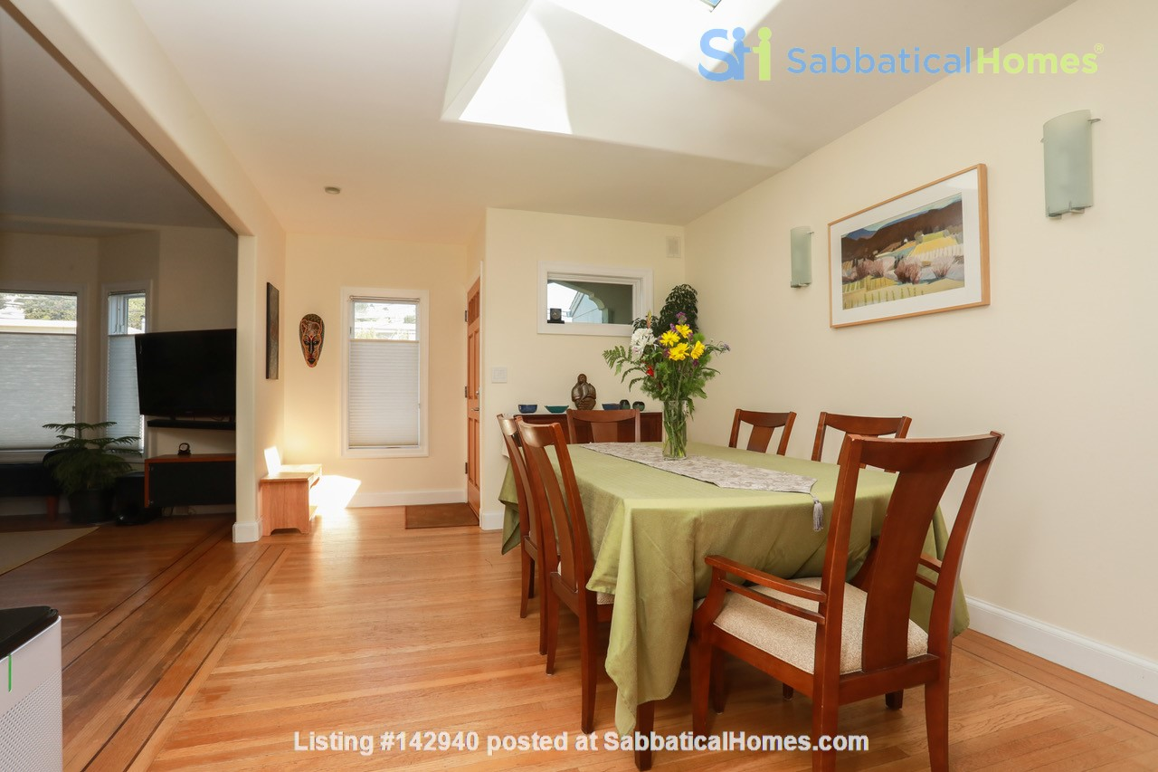 3Br/2Ba furnished home for rent in beautiful San Francisco Home Rental in San Francisco, California, United States 0