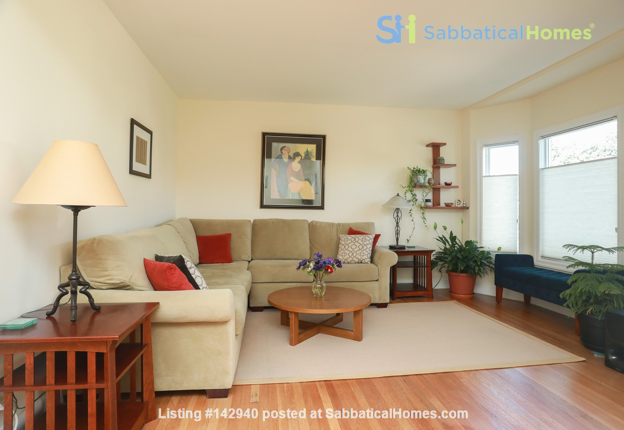 3Br/2Ba furnished home for rent in beautiful San Francisco Home Rental in San Francisco, California, United States 1