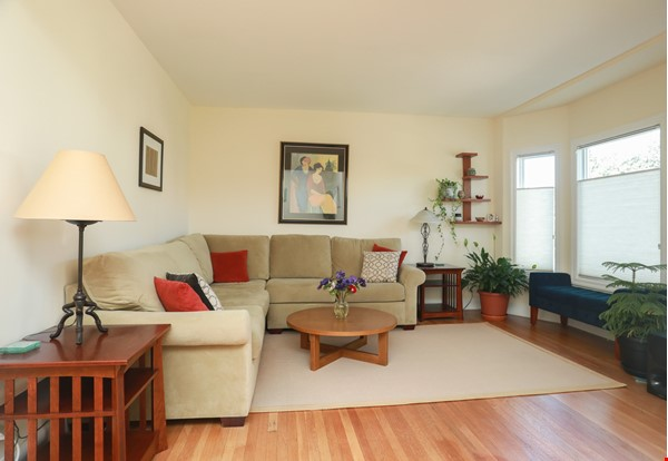 3Br/2Ba furnished home for rent in beautiful San Francisco Home Rental in San Francisco 1 - thumbnail