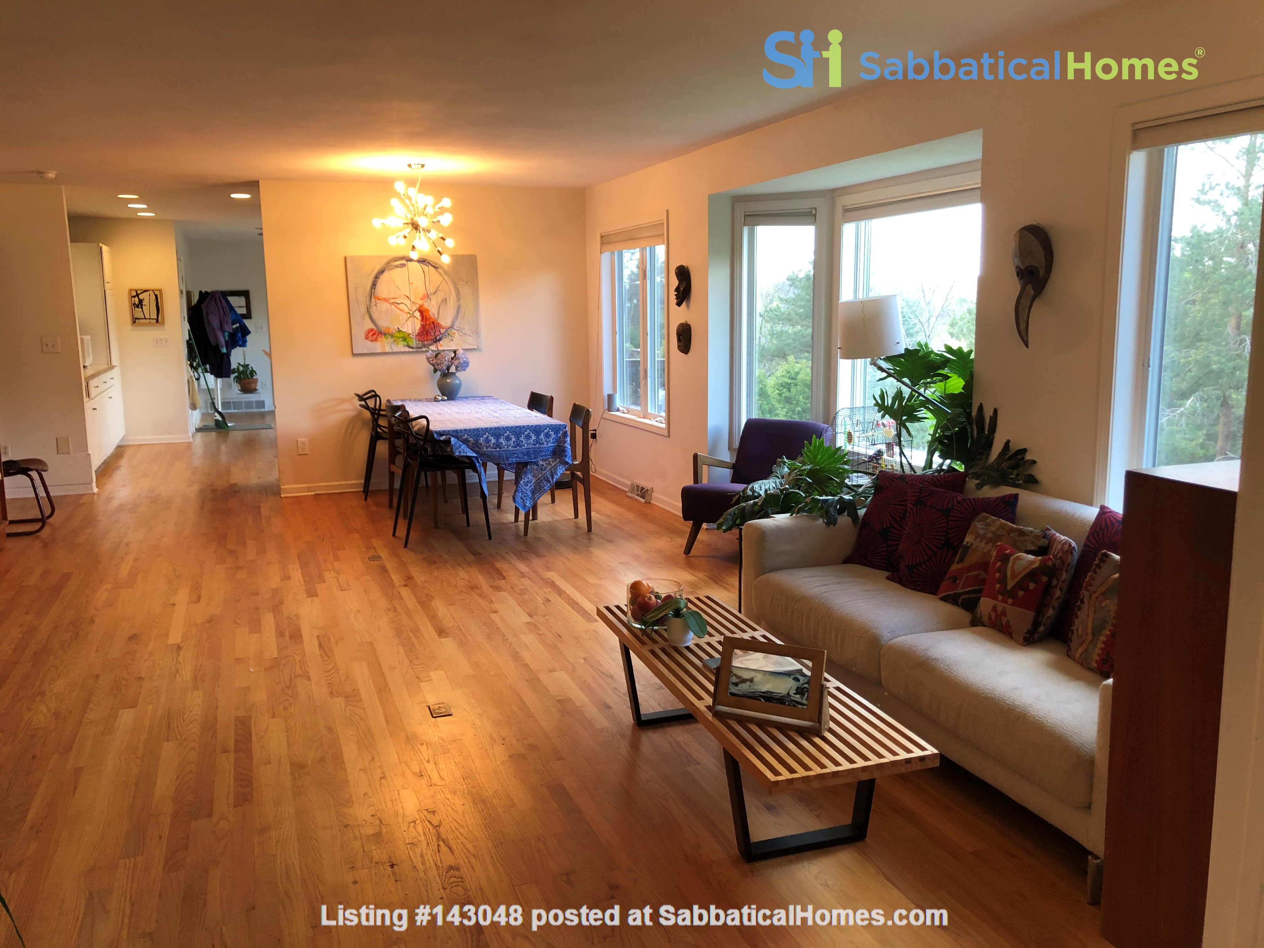 Convenient and Gracious Upstate New York--natural beauty, walk to campus Home Rental in Syracuse, New York, United States 2