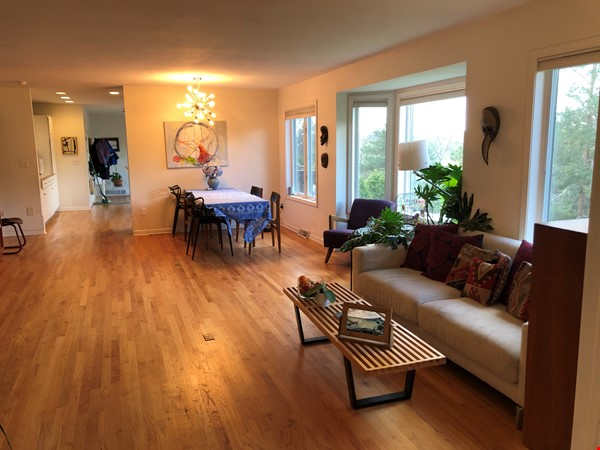 Convenient and Gracious Upstate New York--natural beauty, walk to campus Home Rental in Syracuse 2 - thumbnail