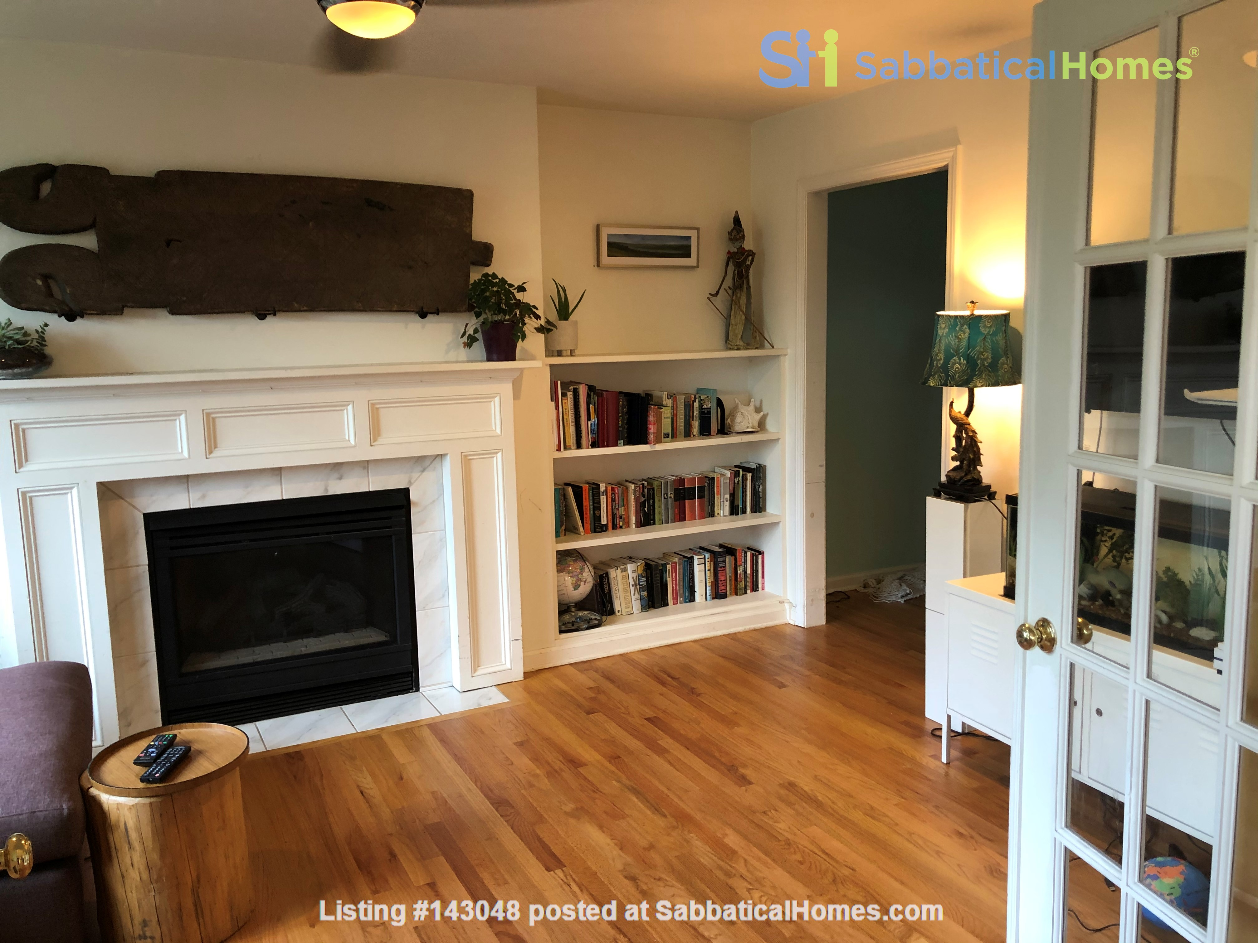 Convenient and Gracious Upstate New York--natural beauty, walk to campus Home Rental in Syracuse, New York, United States 0