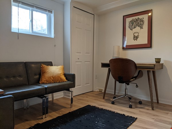 Retro basement suite with office, near DC Home Rental in Silver Spring 5 - thumbnail