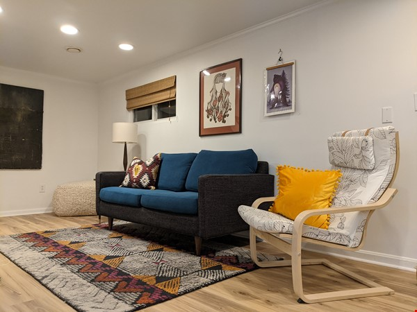 Retro basement suite with office, near DC Home Rental in Silver Spring 4 - thumbnail