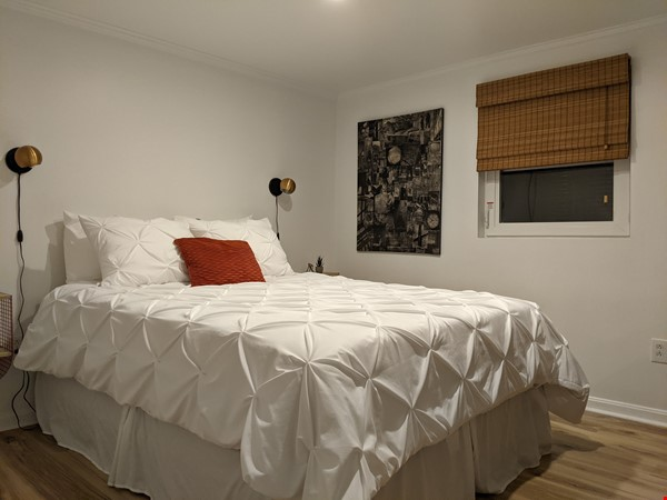 Retro basement suite with office, near DC Home Rental in Silver Spring 2 - thumbnail