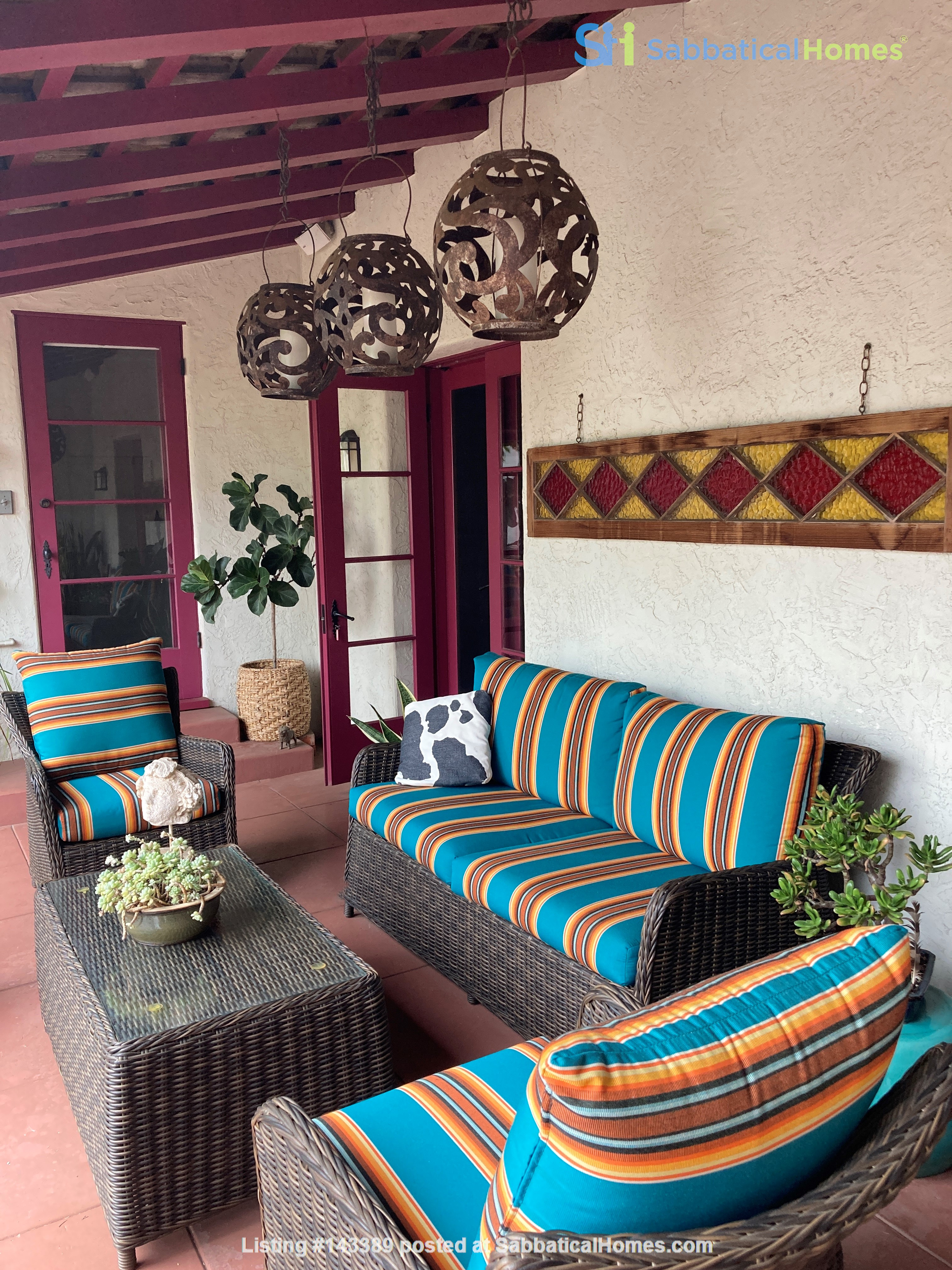 Gracious Coronado Home Near Beaches & San Diego Bay Home Exchange in Coronado, California, United States 2