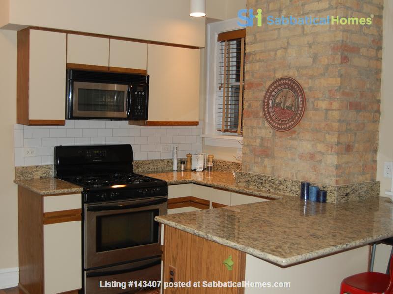The Arnold: Mid Century Elegance in Evanston Illinois Home Rental in Evanston, Illinois, United States 9