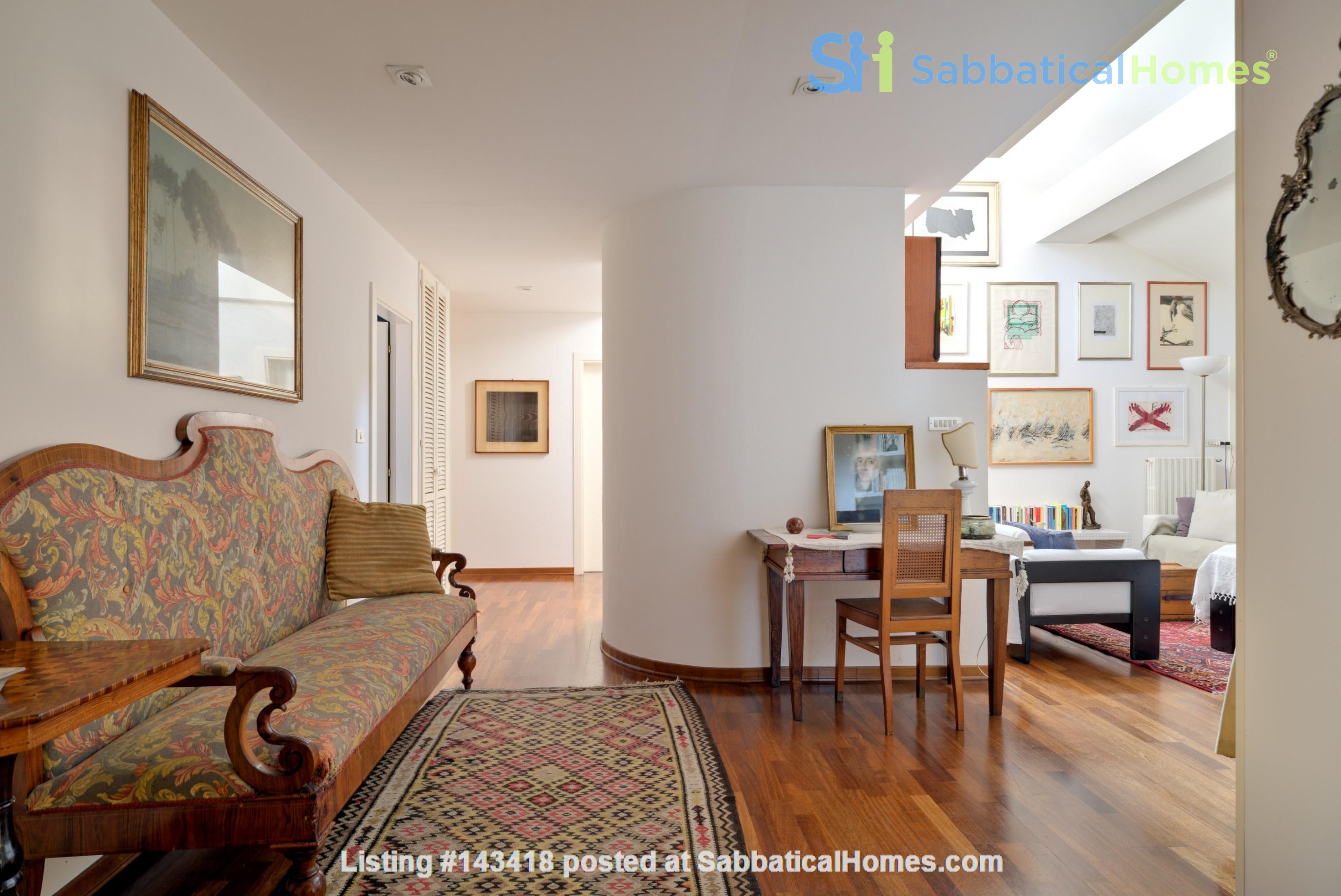 Art and Culture in the hearth of the University district of Bologna Home Exchange in Bologna, Emilia-Romagna, Italy 1