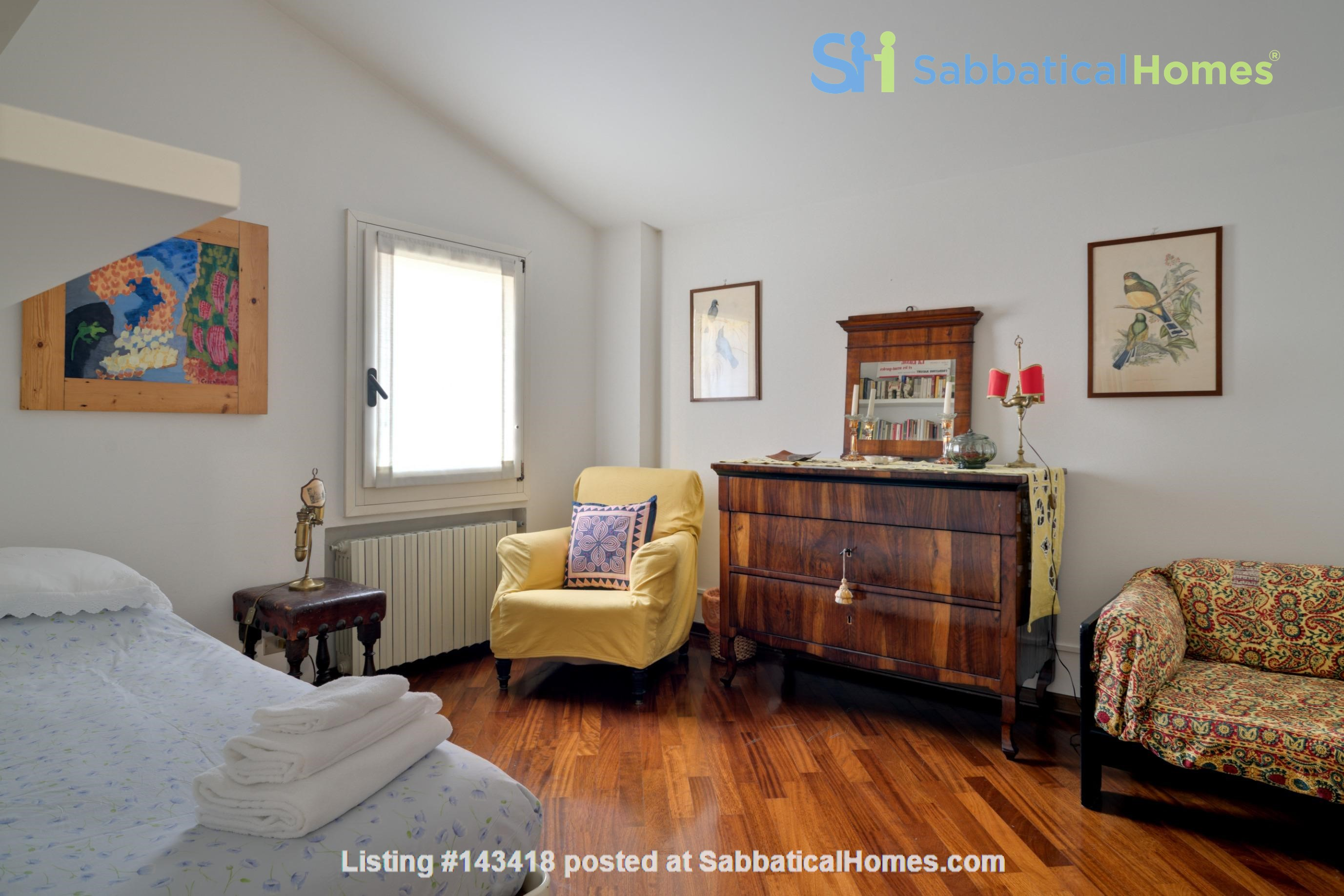 Art and Culture in the hearth of the University district of Bologna Home Exchange in Bologna, Emilia-Romagna, Italy 6