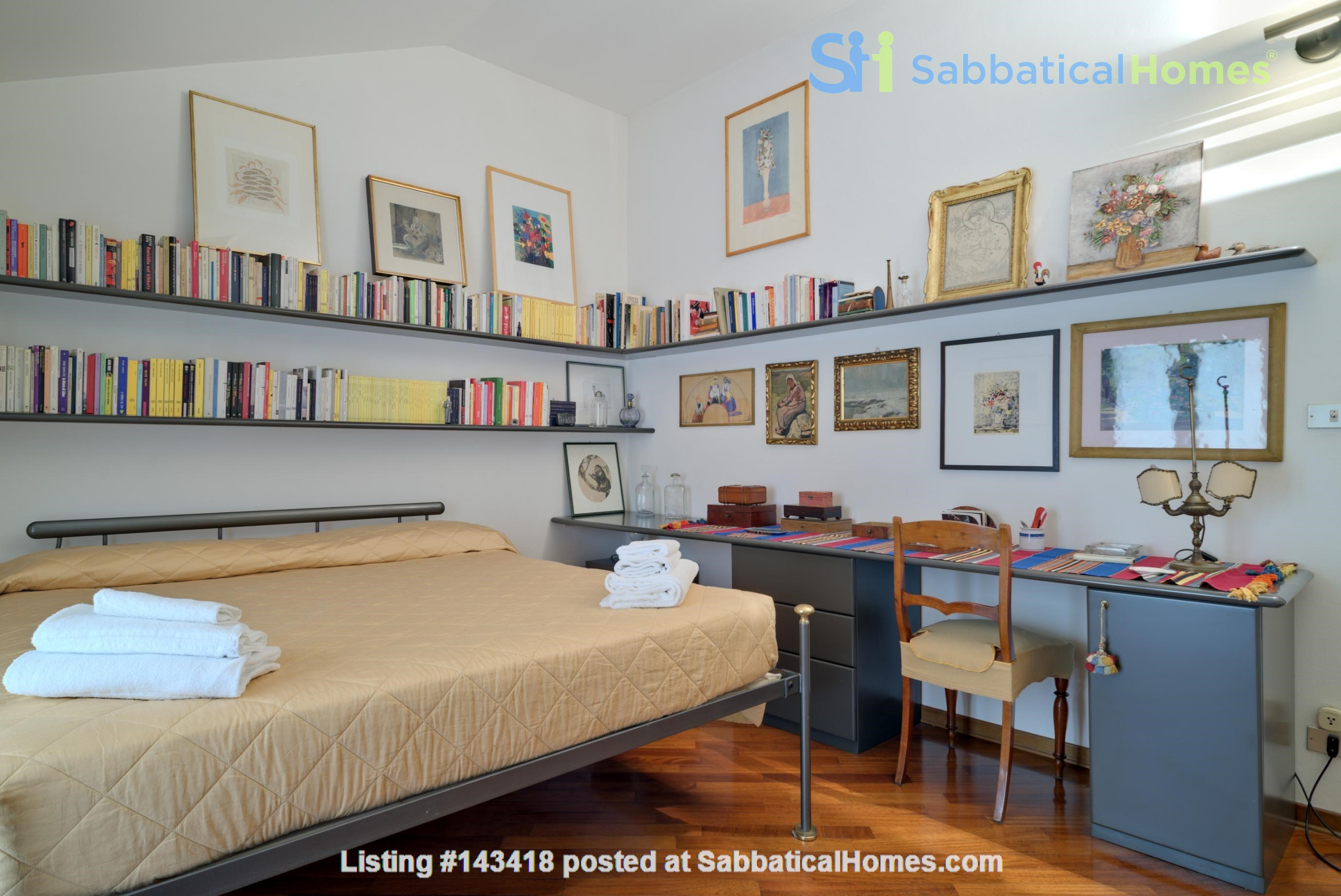 Art and Culture in the hearth of the University district of Bologna Home Exchange in Bologna, Emilia-Romagna, Italy 4