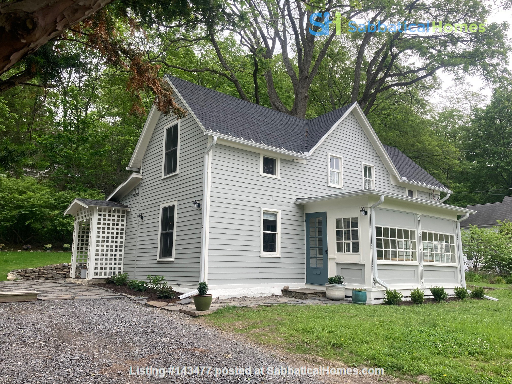 Lovely historic Forest Home house, 5 minute nature walk to Cornell. Home Rental in Ithaca, New York, United States 0