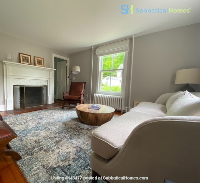 Lovely historic Forest Home house, 5 minute nature walk to Cornell. Home Rental in Ithaca, New York, United States 3
