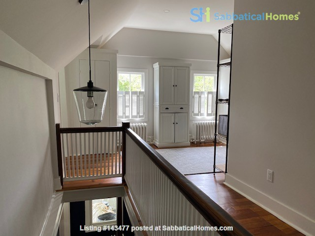 Lovely historic Forest Home house, 5 minute nature walk to Cornell. Home Rental in Ithaca, New York, United States 6