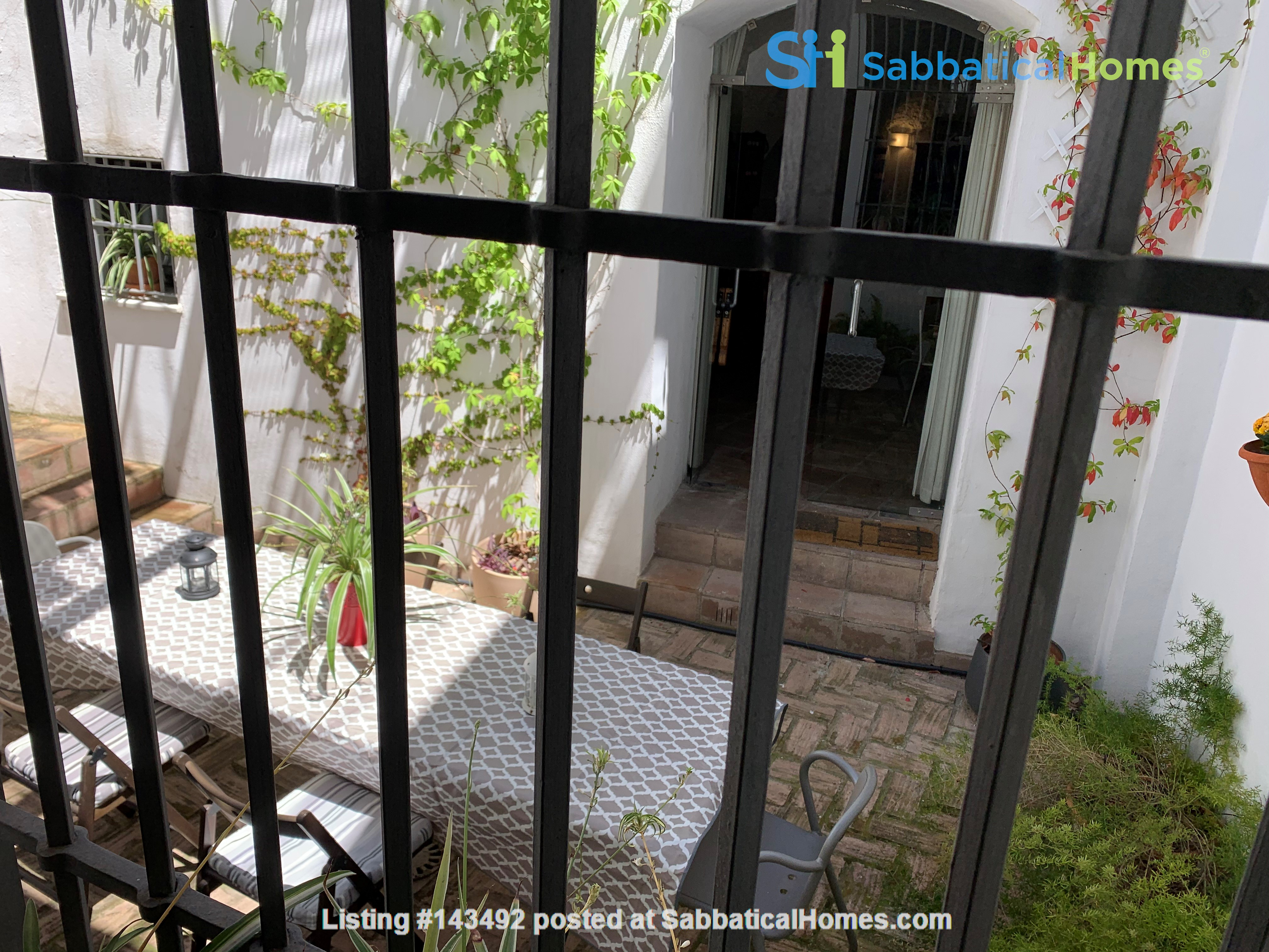 4 bedroom lovely and spacious house in the Albaicin with wiews  and a cave Home Rental in Granada, Andalucía, Spain 5