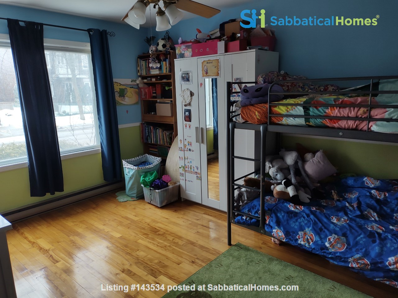 Lower duplex, 4 bedrooms - South West ALL INCLUDED Home Rental in Montréal, Québec, Canada 3