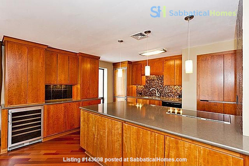 Furnished unit, top floor, gorgeous views. Near Grant Park, lake, museums. Home Rental in Chicago, Illinois, United States 8