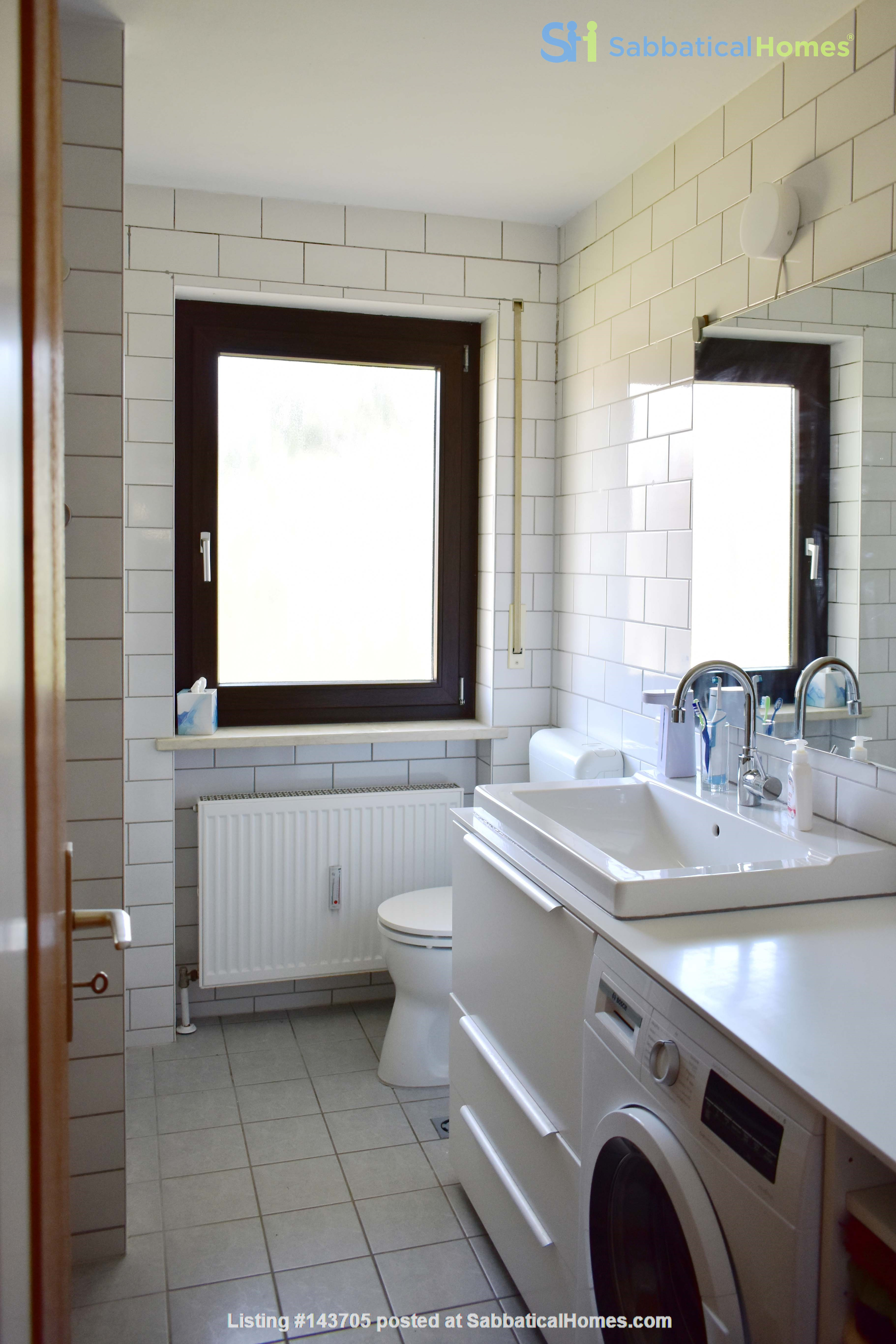 Beautiful and quiet apartment with garden Home Rental in München, Bayern, Germany 8